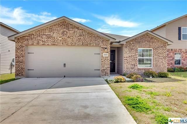 3015 Cressler Lane, Jarrell, TX 76537 (MLS #405066) :: Isbell Realtors