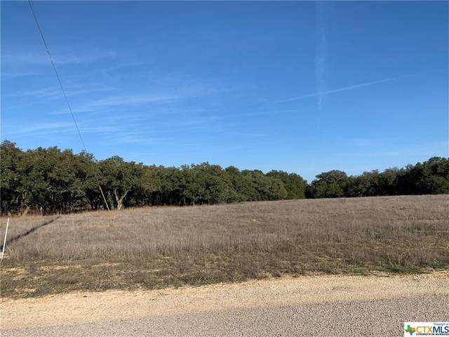 Lot 5 Sable Pass, Lampasas, TX 76550 (#405083) :: 10X Agent Real Estate Team