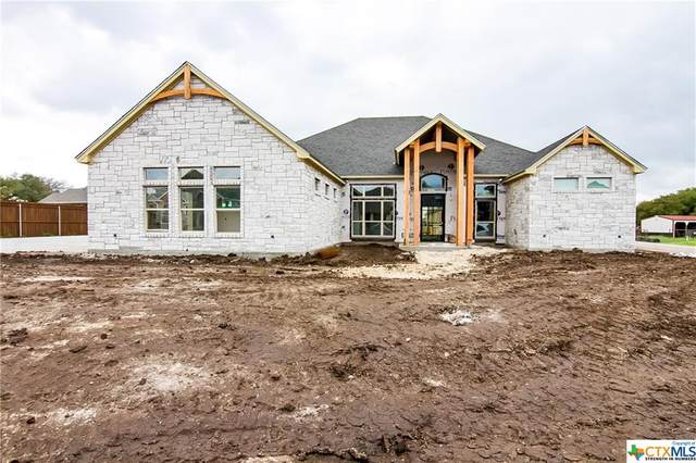 6003 Brandy Drive, Nolanville, TX 76559 (MLS #405134) :: The i35 Group