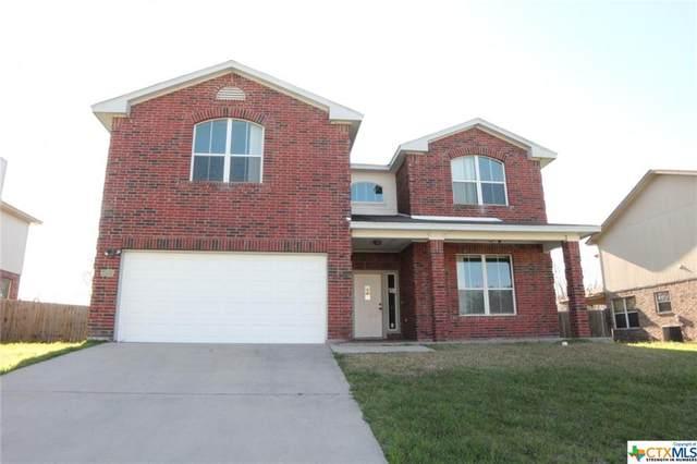 5703 Chuckwagon Circle, Killeen, TX 76542 (MLS #405143) :: Carter Fine Homes - Keller Williams Heritage