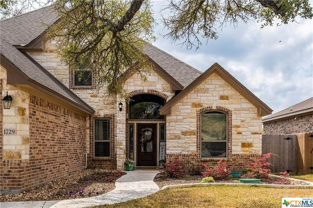 1729 Yturria Drive, Belton, TX 76513 (MLS #405193) :: HergGroup San Antonio Team