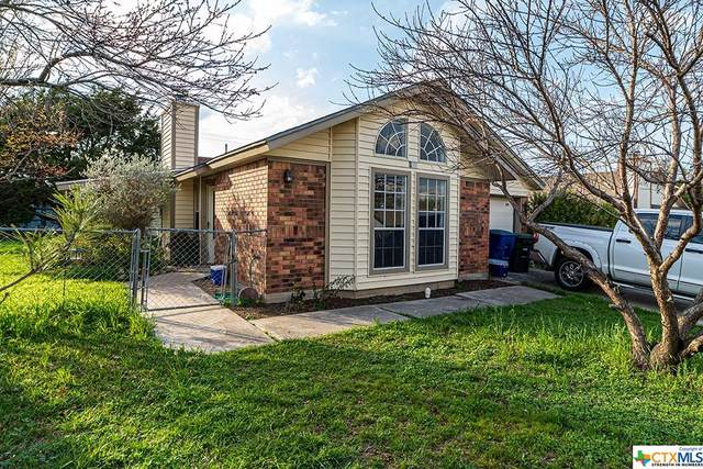 319 Chestnut Drive, Copperas Cove, TX 76522 (MLS #405203) :: The i35 Group