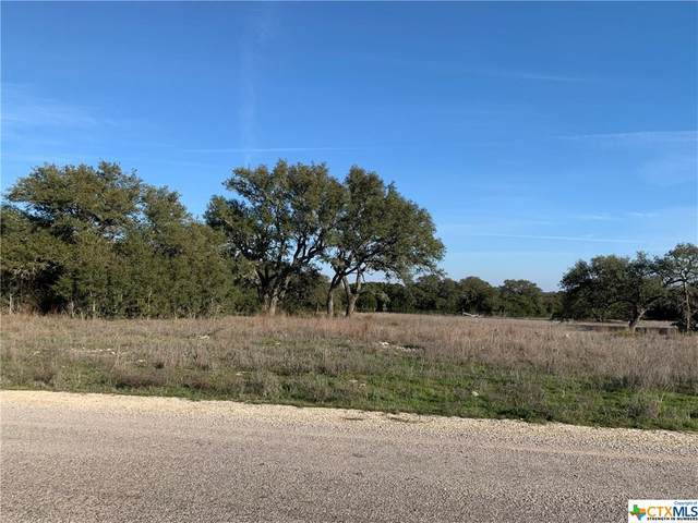 Lot 7 Sable Pass, Lampasas, TX 76550 (#405246) :: 10X Agent Real Estate Team