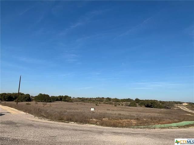 Lot 51 Eland Lane, Lampasas, TX 76550 (#405251) :: 10X Agent Real Estate Team