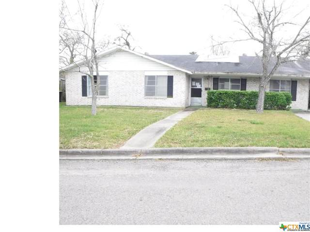 605 W Cleveland Street, Cuero, TX 77954 (MLS #405267) :: Kopecky Group at RE/MAX Land & Homes