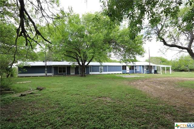 3230 County Road 305, Port Lavaca, TX 77979 (MLS #405326) :: Kopecky Group at RE/MAX Land & Homes