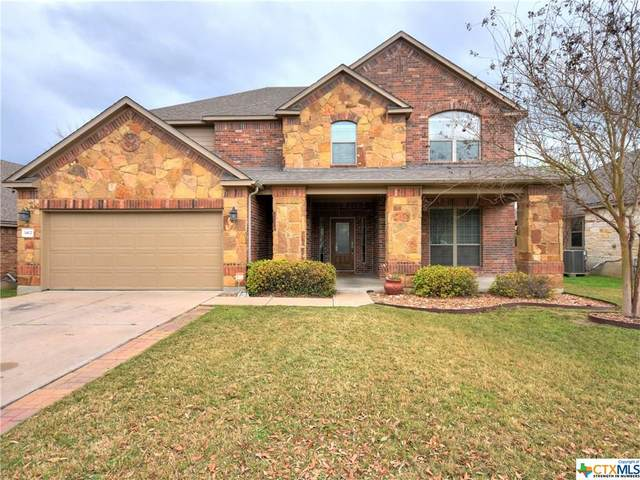 1412 Rowan Drive, Georgetown, TX 78628 (MLS #405336) :: The i35 Group