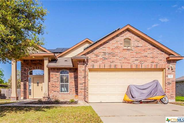 712 Coastal Drive, Temple, TX 76502 (MLS #405452) :: HergGroup San Antonio Team