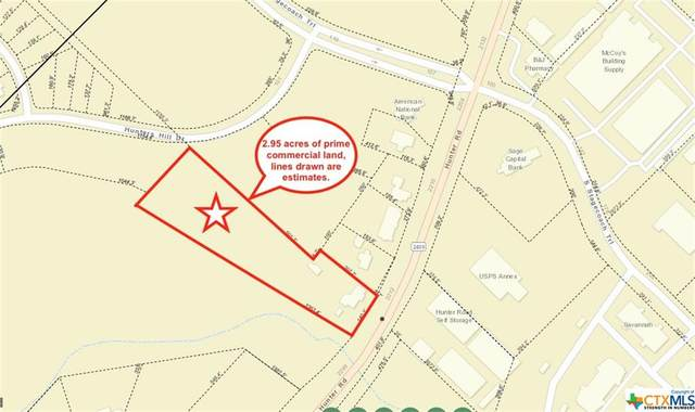 2214 Hunter Road, San Marcos, TX 78666 (MLS #405499) :: The Real Estate Home Team