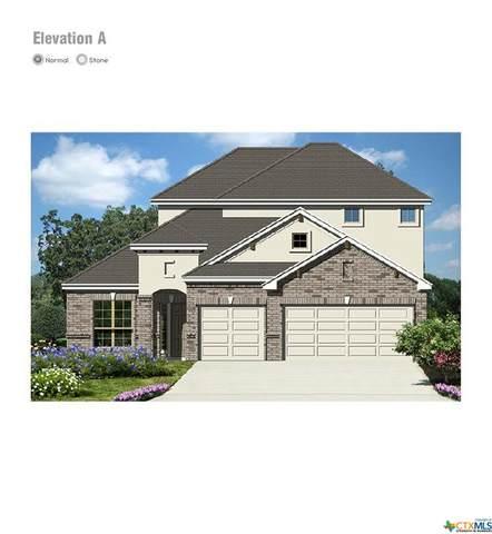 3625 Blue Cloud Drive, New Braunfels, TX 78130 (MLS #405500) :: The Real Estate Home Team