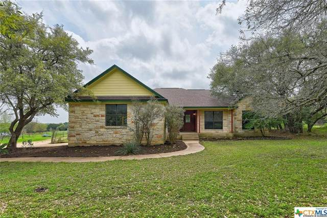 136 Thoroughbred Trace, Liberty Hill, TX 78642 (MLS #405576) :: RE/MAX Family