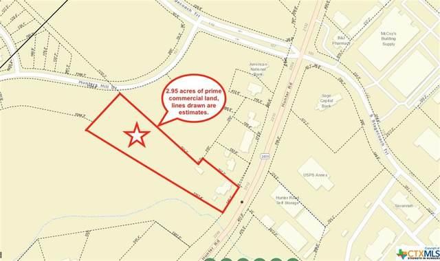 2214 Hunter Road, San Marcos, TX 78666 (MLS #405579) :: The Real Estate Home Team