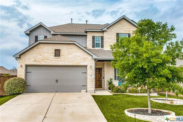 248 Peggy Drive, Liberty Hill, TX 78642 (MLS #405584) :: RE/MAX Family