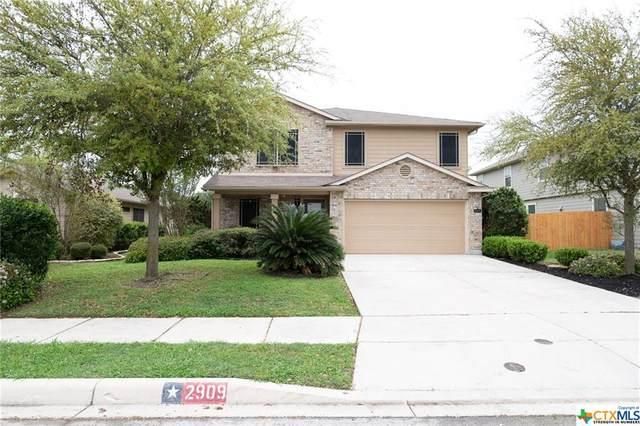 2909 Ashwood Road, Schertz, TX 78108 (MLS #405591) :: Brautigan Realty