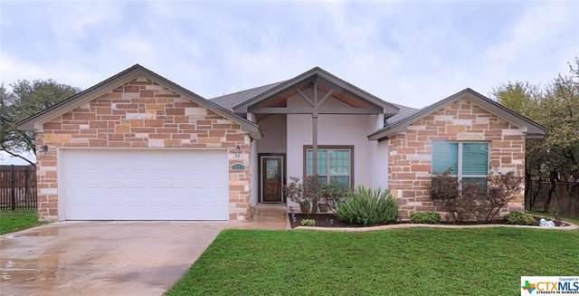 1027 Jewel Lane, Salado, TX 76571 (#405592) :: First Texas Brokerage Company