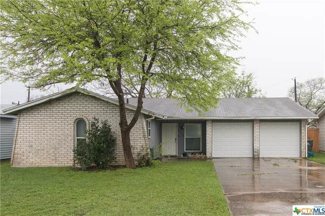 4510 Calle Olmo, Temple, TX 76502 (MLS #405594) :: The i35 Group
