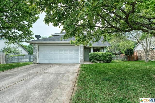 1608 Barcus Drive, Georgetown, TX 78626 (MLS #405597) :: The i35 Group