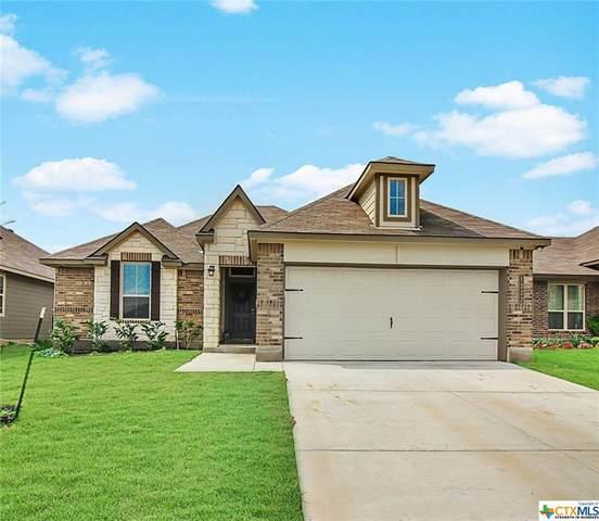 1322 Lilac Ledge Drive, Temple, TX 76502 (MLS #405621) :: HergGroup San Antonio Team