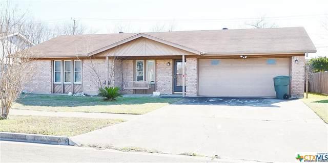 1618 Big Bend Drive, Killeen, TX 76549 (MLS #405641) :: Carter Fine Homes - Keller Williams Heritage
