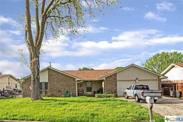 316 Cindy Lane, Nolanville, TX 76559 (MLS #405649) :: Vista Real Estate