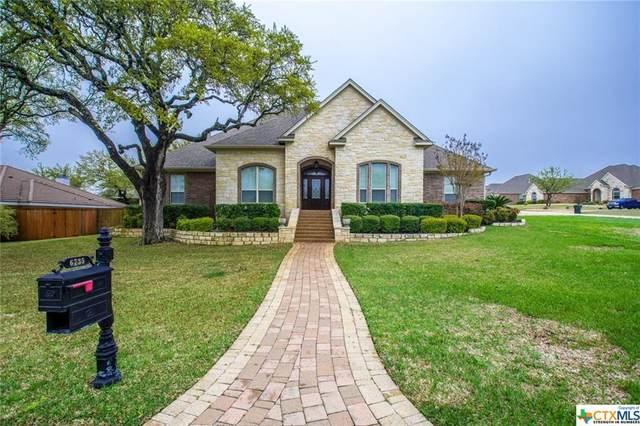 6735 Las Colinas Drive, Temple, TX 76502 (MLS #405677) :: Vista Real Estate