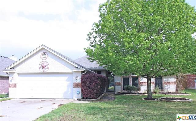 2021 Merlin Drive, Harker Heights, TX 76548 (MLS #405689) :: The i35 Group
