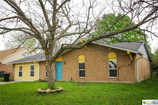 4709 Calle Secoya Street, Temple, TX 76502 (MLS #405716) :: The i35 Group