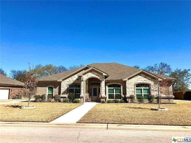 2021 Rustling Oaks Drive, Harker Heights, TX 76548 (MLS #405791) :: The i35 Group