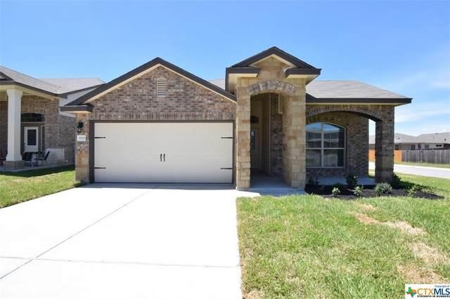 5703 Ambrose Circle, Temple, TX 76502 (MLS #405800) :: The i35 Group