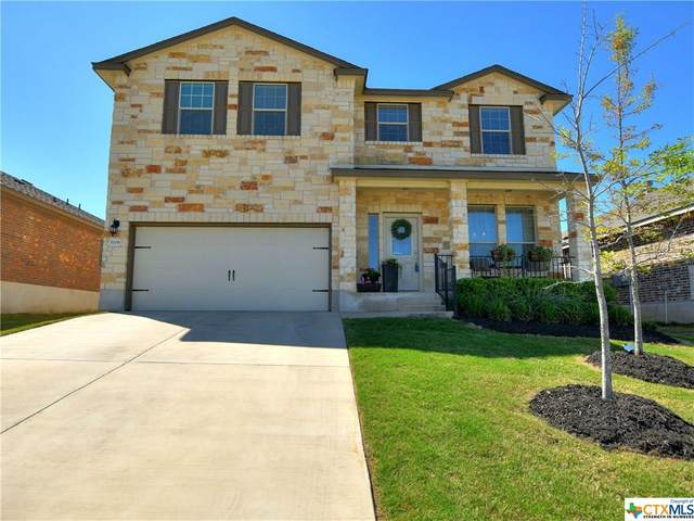 5206 Cicero Drive, Belton, TX 76513 (MLS #405802) :: HergGroup San Antonio Team