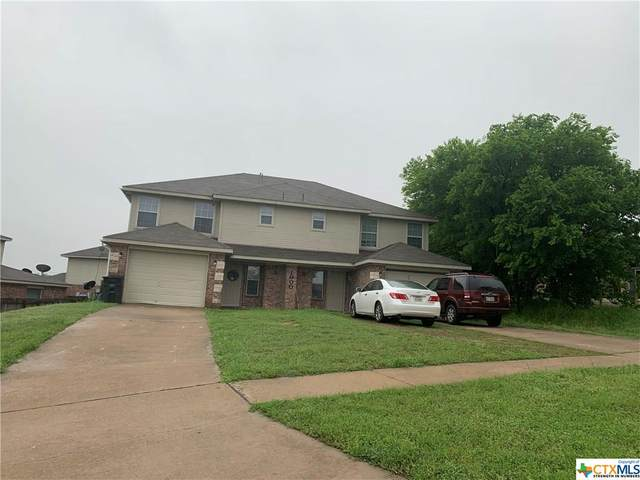 1000 Taylor Street, Killeen, TX 76542 (MLS #405842) :: The i35 Group