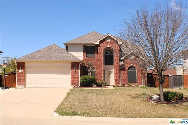 114 W Running Wolf Trail, Harker Heights, TX 76548 (MLS #405856) :: The i35 Group