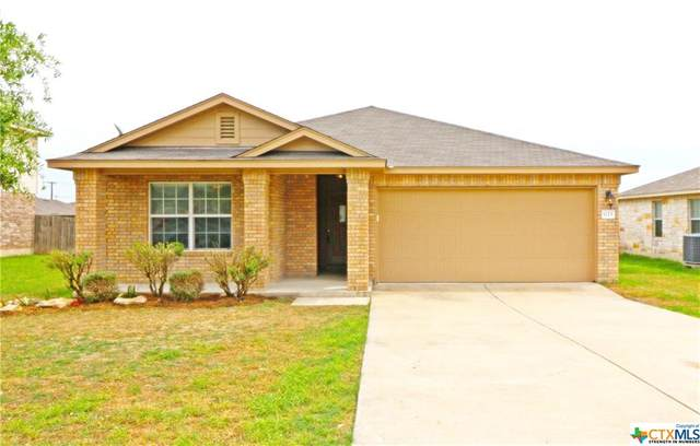 1123 Evergreen Farm Drive, Temple, TX 76502 (MLS #405871) :: HergGroup San Antonio Team