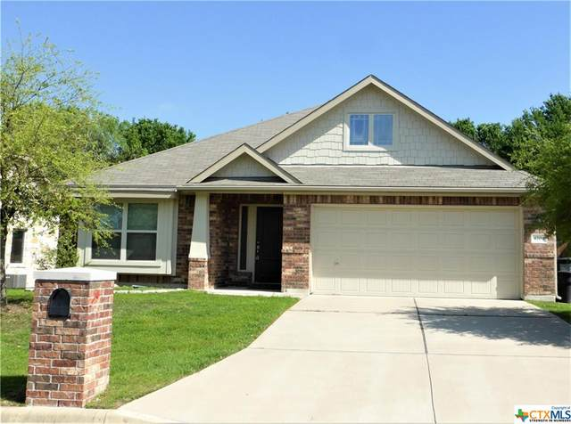 4204 Brookhaven Drive, Temple, TX 76504 (MLS #405877) :: The i35 Group