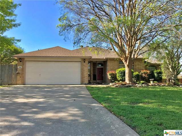 306 Tomahawk Drive, Harker Heights, TX 76548 (MLS #405904) :: The i35 Group