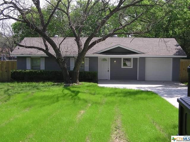 207 Boyles Street, Belton, TX 76513 (MLS #405994) :: The i35 Group