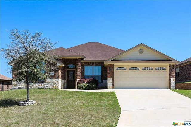 2516 Boxwood Drive, Harker Heights, TX 76548 (MLS #406015) :: The i35 Group