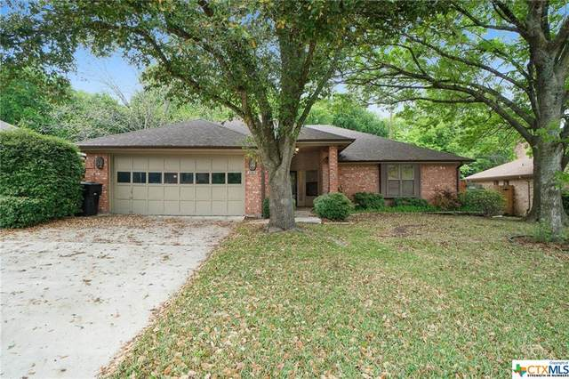3309 Pecan Valley Drive, Temple, TX 76502 (MLS #406017) :: The i35 Group