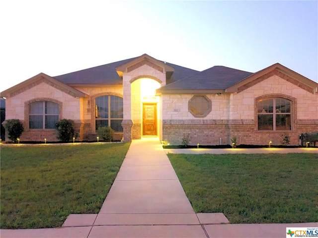 801 Cosper Creek Drive, Killeen, TX 76542 (MLS #406023) :: Vista Real Estate