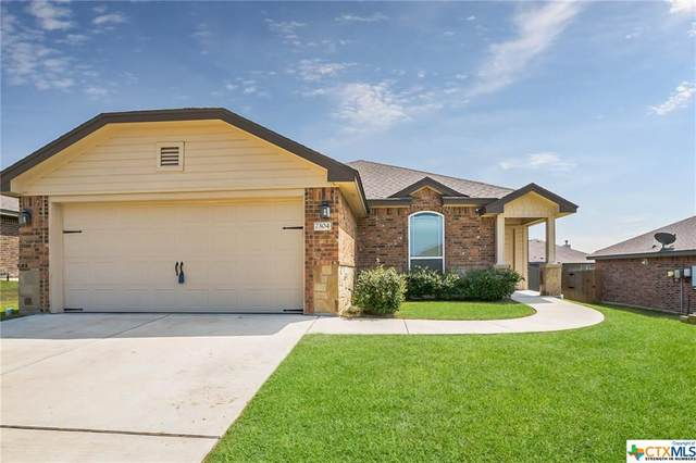7304 Spirit Of The West Drive, Killeen, TX 76549 (#406046) :: First Texas Brokerage Company