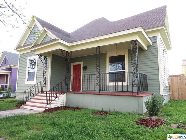 114 N 6th Street, Temple, TX 76501 (MLS #406048) :: The i35 Group