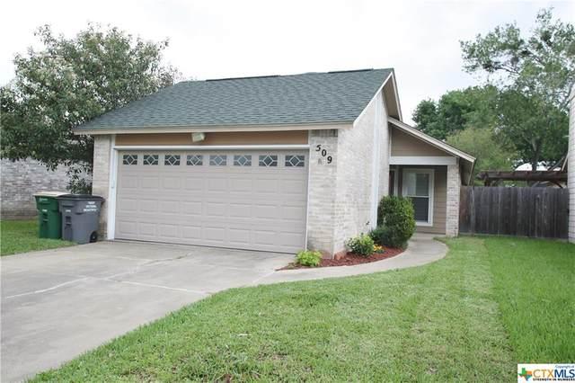 509 Cabana Drive, Victoria, TX 77901 (MLS #406052) :: Kopecky Group at RE/MAX Land & Homes