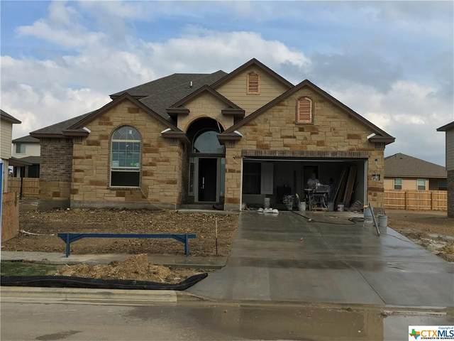 5010 Colina Drive, Killeen, TX 76549 (MLS #406069) :: The i35 Group