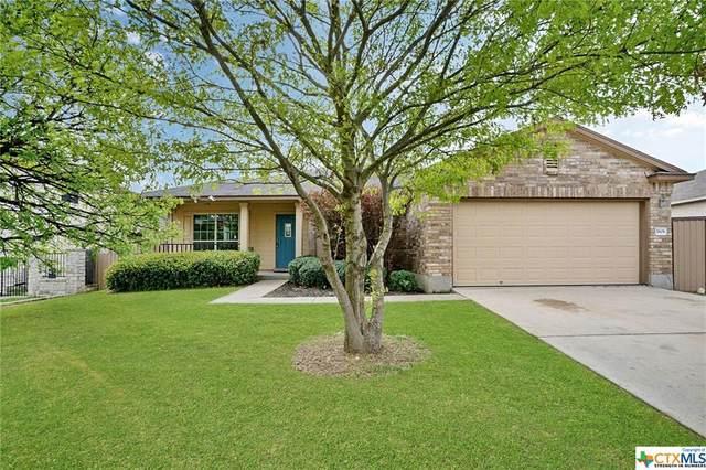 5808 Drystone Lane, Killeen, TX 76542 (MLS #406077) :: Brautigan Realty