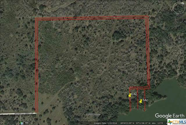 0000 Sulfur Creek Road, Goliad, TX 77963 (MLS #406111) :: The Zaplac Group