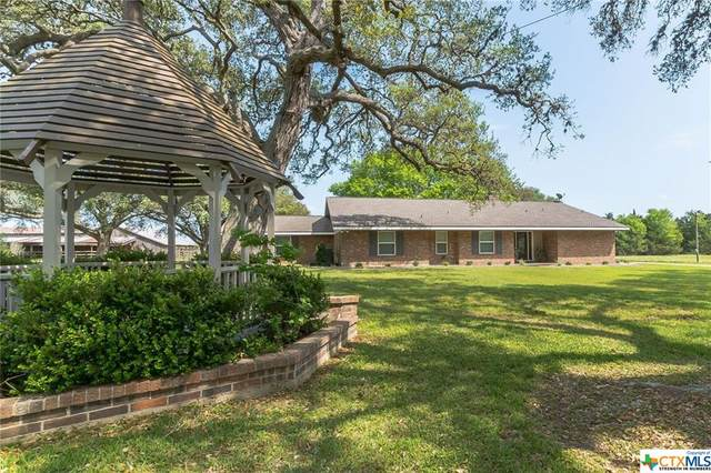 2501 Bryant Road, Schulenburg, TX 78956 (MLS #406134) :: The Real Estate Home Team