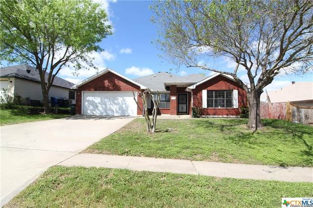 603 Delmar Drive, Copperas Cove, TX 76522 (MLS #406166) :: The i35 Group