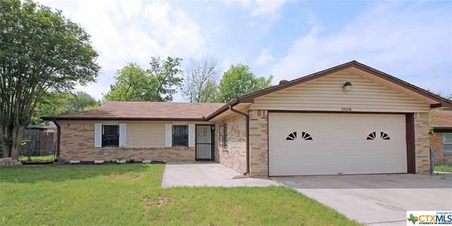 1508 Mccreary Avenue, Killeen, TX 76549 (MLS #406177) :: The i35 Group