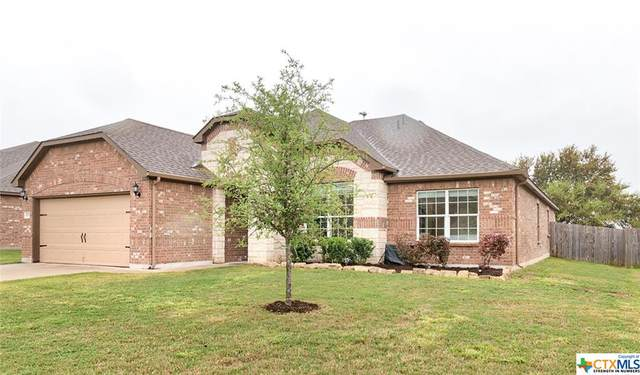 6300 Alabaster Drive, Killeen, TX 76542 (MLS #406179) :: The i35 Group