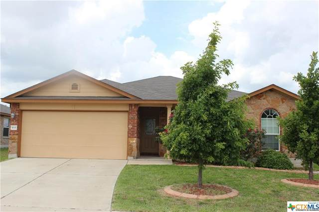 5001 Bridgewood Drive, Killeen, TX 76549 (MLS #406212) :: The i35 Group